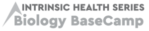Intrinsic Health Series Biology BaseCamp Logo